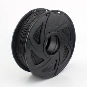 CREOZONE Carbon Fibre Filament for 3D Printer 1.75mm 1KG (2.20lbs) Spool