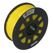 CCTREE 1.75mm ABS Filament Printing Material For Creality CR-10S,1kg Spool (2.2lbs), Yellow