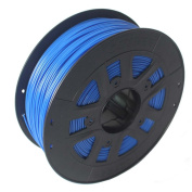 CCTREE 1.75mm ABS Filament Printing Material for 3D Printer,1kg Spool (2.2lbs), Blue