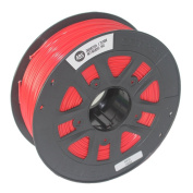CCTREE 1.75mm ABS Filament Printing Material For Creality CR-10S,1kg Spool (2.2lbs), Red
