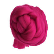 wuayi Wool Yarn Chunky Super Soft Bulky Arm Knitting Wool Roving Crocheting DIY Weaving Handmade Sweaters Hat Scarves
