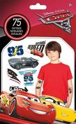 Disney Cars 3 Movie Tattoo Bag - 75pc