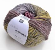 Rico Creative Melange Chunky Wool Colour 49 Gradient Colour Needle Size 6 – 7 mm
