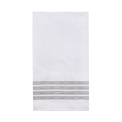 Coin Home 6678414 Rope Towel Portofino, 100% Cotton, Cream White 90 x 150 x 0.5 cm
