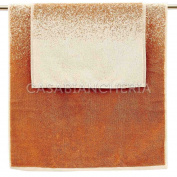 Guest Hand Towel Pair Gabel Quilt Sunset