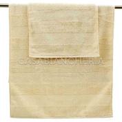 Guest Hand Towel Pair Gabel Quilt Sun