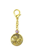 Feng Shui MARRIAGE SAVER AMETHYST Key Chain