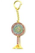 Feng Shui 2018 HOOKING ABUNDANCE Mirror Key Chain
