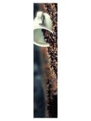 Huella Deco Textures & Pictures Rug Runner Mat Floor, Vinyl, 50 x 100 cm