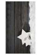 Huella Deco Shabby DoorMate Rug Mat Floor, Vinyl, 40 x 70 cm
