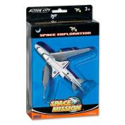Daron Space Shuttle on B747 Diecast Model