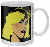 "Pyramid International ""Blondie (Punk)"" Official Boxed Ceramic Coffee/Tea Mug, Multi-Colour, 11 oz/315 ml"