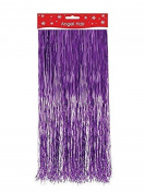 Uwant Fashion Tallon Christmas Decoration Angel Hair Lametta Strands - Purple