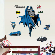 ZNU Wall Stickers Paper Decals Removable PVC Home Living Dinning Room Bedroom Kitchen Decoration Art Murals DIY Stick Girls Boys kids Nursery Baby Room Playroom Decorating