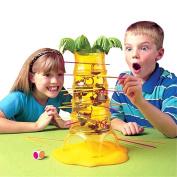 WGE Puzzle Fun Tougou Monkey Desktop Games Children Puzzle Fun Games Toy