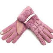 Winter Outdoor Ski Keep Warm Wear Women's Gloves
