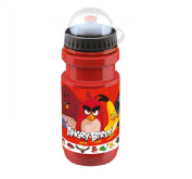 BBS Angry Birds – Water Bottle Sport, Red, Yellow and White