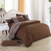 Plain cotton quilt cover single piece All cotton pure colour fashion home single double quilt-P