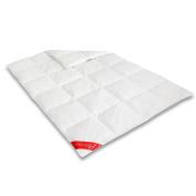 Badenia Trendline Exquisit Duvet Cover White 100% Cotton 135 x 200 x 5 cm