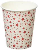 Neviti 677927 Carnival Cup, Stars Red