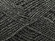 Wendy Merino Knitting Yarn DK 2368 Smoke - per 50 gramme ball