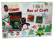 Big Box Of Xmas Craft Activities For Kids Make Your Own Cards Decorations