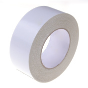 Double Sided Carpet Tape for Edge Finishes, Exhibition and Stage Arrangements, Wall Decoration, Some Metal Ojects, Carpet Decoration 5.1cm x 25m Roll