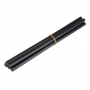 5Pcs Long Transparent Adhesive Craft Hot Melt Glue Sticks For Hot Melt Gun DIY Arts And Crafts Black