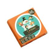 Sunsline Christmas Blessing Adhesive Sticker Set