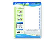 forralibro PP Adjustable Adhesive 300 x 550 mm