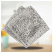 Non-slip Doormats Carpet Fuibo Absorbent Soft Bath Bedroom Floor Square Mat Shower Rug Non-slip