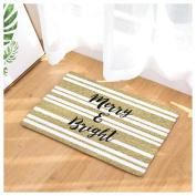Non-slip Doormats Carpet Fuibo Christmas Home Non Slip Door Floor Mats Hall Rugs Kitchen Bathroom Carpet Decor