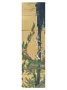 Huella Deco Art Rug Runner Mat Floor, Vinyl, 50 x 100 cm