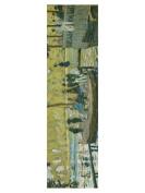 Huella Deco Art Rug Runner Mat Floor, Vinyl, 50 x 140 cm