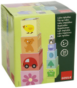 Goula Pile Up Cubes - 1 - 10