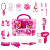 makeup kit for little girls. pretend play make up kit for little girls \u0026 kids beauty salon toys ,set with makeup t
