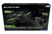 """Goliath 90294 Drone Racing FPV """"Sky Viper"""" with Headset"""