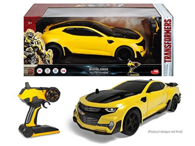 Dickie Toys 203119003 RC Transformers Bumblebee Game