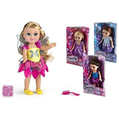 Sparkle Girlz Toddler Doll 33 cm. Assortment/Random Models (ColorBaby 44076)