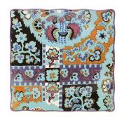Tracy Porter 42640 Poetic Wanderlust 37cm Rose Boheme Square Platter, Multicolor