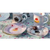 Nuova R2S r8538.300 4 Cupcakes Cakes Plates