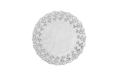 White Round Doilies 17 cm – 2000 pcs.