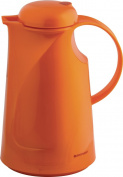 Rotpunkt Thermal Jug 1 Litre Shiny Fox, Plastic, red, 14 x 14 x 25 cm