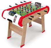 Smoby 640001 Multi-Function Table Football Powerplay 4 in 1