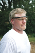 Condor Maddog III Scratch-Resistant Safety Glasses, Clear Lens Colour - 1VT99