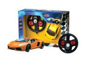 HST Sport Car RC Remote Control MHz Steering Wheel 1:24 Random Colour