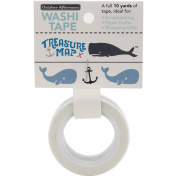 October Afternoon Treasure Map Anchor's Away Washi Tape EM-1280