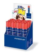 Staedtler noris club 20g glue stick x 12 sticks - for craft/children/class/school