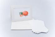 Premium Mount Greetings Card Kit of 10 with Bockingford 300gsm NOT