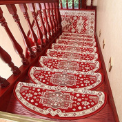 Domestic staircase carpet mat anti-skid,65×24cm g